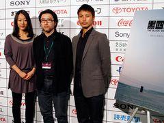 コンペ選出の日本映画『黒い四角』は全編北京語!中国での上映に懸念