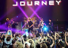 人気バンド・ジャーニー、ツアーを延期 ボーカルが喉の不調を訴える