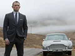 『007』最新作が、シリーズ最高のオープニング興収で全米ナンバーワン! -11月12日版