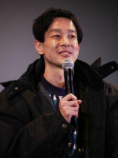 加瀬亮、憧れのホン・サンス監督と初対面!