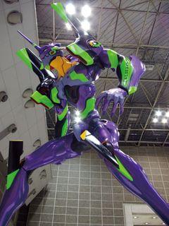 初号機がご神体!東京スカイツリーに「エヴァ神社」建立!