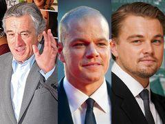 ロバート・デ・ニーロ、尊敬する年下の俳優はマット・デイモン、ディカプリオ、ジェニファー・ローレンスも!