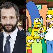『40歳の童貞男』のジャド・アパトー監督の脚本が、アニメ番組「シンプソンズ」使用されることに!
