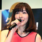 5月出産・麻生久美子、母になって心境変化