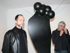 小津安二郎監督に触発された展覧会「無」、ポルトガルの鬼才監督&彫刻家が日本で開催