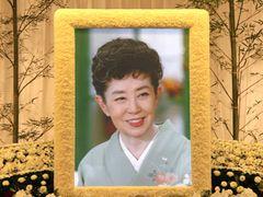 森光子さんはジャニーズのお母さん…近藤真彦、本葬で弔辞