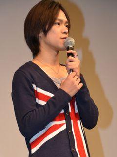 ハリー・ポッターの声優の小野賢章、新作映画で俳優としての生身を見てほしい
