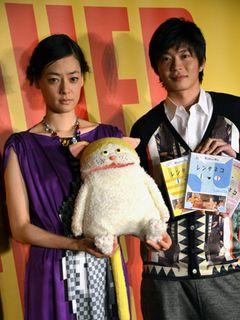 市川実日子&田中圭、ベルリン国際映画祭に出品されたネコ映画に「ネコは国境越える」