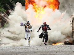 「仮面ライダー」、ジェームズ・ボンドを抜き去る!安定した強さで初登場トップ!