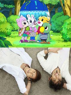 映画「しまじろう」 キマグレンがテーマソング担当!エンディングはPUFFY!