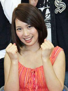 AKB48脱退の増田有華、夢は絶対に諦めない!ソロとして所信表明