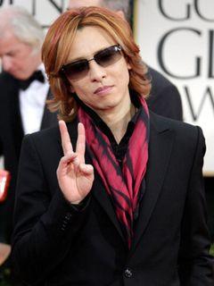 YOSHIKI、2年連続でゴールデン・グローブ賞テーマを作曲!今回のキーワードは「ハリウッド」