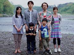 福山雅治5年ぶりの主演映画で初の父親役 尾野×真木×リリーと共演!