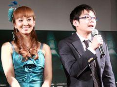 神田うの、弟ハマカーン伸一郎とイベント初共演!いつか追い越してと激励