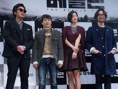 映画『ベルリン』壮絶なアクションに、主演俳優が現場は処刑場とポロリ<韓国JPICTURES>