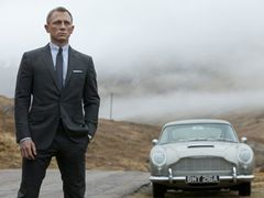 『007 スカイフォール』はシリーズ最多5部門でノミネート!47年ぶりの受賞なるか?