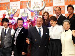 ウルトラの家族まで来た、日本の有名家族大集合!