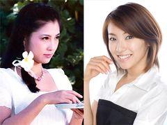 内山理名が大原麗子さん役に決定!大原麗子の人生をドラマ化「女優 麗子 炎のように」