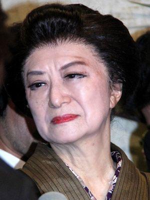 大島渚監督死去から一夜明け妻小山明子、気丈に主演舞台務める