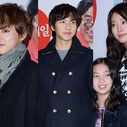 ユン・シユン、イ・スンギ、パク・シネが映画『7番部屋の贈り物』のVIP試写会に参加<韓国JPICTURES>
