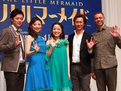 劇団四季「リトルマーメイド」のキャスト候補発表!日本ならではの演出も明らかに!