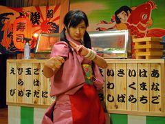 『デッド寿司』の主役武田梨奈が明かす新作の魅力は?