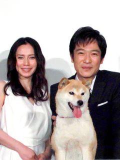 中谷美紀級の女優犬誕生!堺雅人ら共演陣が絶賛!