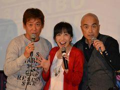 『スター・ウォーズ』C-3POの声の岩崎ひろし、初のトークライブでプロの技を披露!