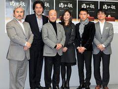 8名の人気映像音楽作家による震災復興支援が始動!役所広司も賛同