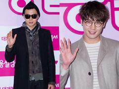 JYJユチョン、チェ・ダニエル、『男子使用説明書』VIP試写会に参加<韓国JPICTURES>