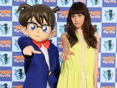 『名探偵コナン』のゲスト声優に柴咲コウが決定!