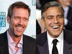ヒュー・ローリーが新作『トゥモローランド』でジョージ・クルーニーと共演か?