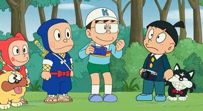 25年ぶりに新作が放送されるアニメ「忍者ハットリくん」