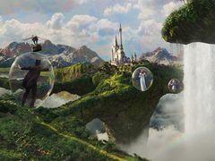 ディズニー大作『オズ』本編クリップ映像が初公開!壮大な映像美に注目