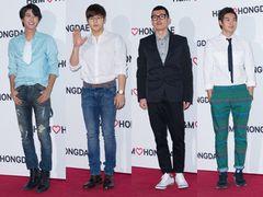 ZE:Aグァンヒ、チャン・ヒョク、チョン・ギョウンなどの韓流スターたちがH&Mオープン祝賀イベントに参加!<韓国JPICTURES>