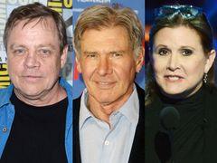 ルーカスが明言!ルーク、レイア、ハン・ソロは新作に登場!