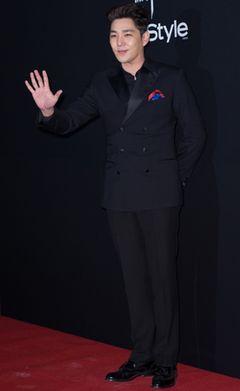 SUPER JUNIORカンイン、ダイエット後の精鋭な姿で「In Styleイベント」登場!<韓国JPICTURES>