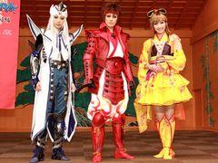 「戦国BASARA」と宝塚がまさかのコラボ!トップスターが豪華衣装をお披露目!