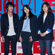 イ・ミンギとキム・ミニ出演『恋愛の温度』VIP試写会にスターたちが登場!<韓国JPICTURES>