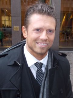"WWEで活躍するレスラー、""ザ・ミズ""ことマイク・ミザニンを直撃"