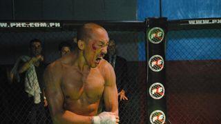 全編英語のセリフに挑戦した武田幸三の迫力満点アクションに監督が太鼓判!