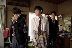 漫画「男子高校生の日常」が実写映画化!菅田将暉、野村周平、吉沢亮が仲良し3人組に