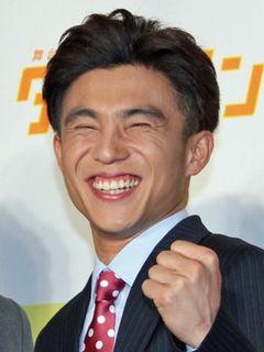 中尾明慶、結婚発表後初の公の場!合言葉「BIG LOVE」の意味も説明