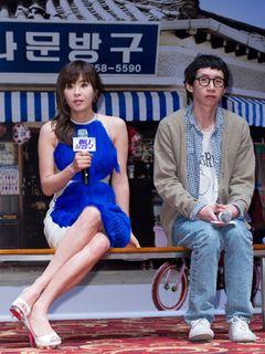 『ミナ文房具』チェ・ガンヒ&ポン・テギュ「恋愛映画を再度一緒に撮りたい」<韓国JPICTURES>