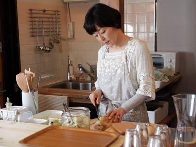 小林聡美、ドラマでもサンドイッチ屋営む!『東京オ... 小林聡美、ドラマでもサンドイッチ屋営む!