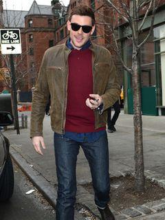 「Glee」のフィン役コーリー・モンテース、リハビリ施設を退院