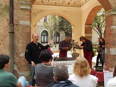 イタリアに盆栽愛好家多し!「盆栽ケアの芸術」剪定と整枝にイタリア人興味津々!