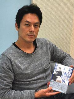 作家デビューした山田純大、父・杉良太郎譲りの熱き思いとは? 処女作誕生までの5年を振り返る!