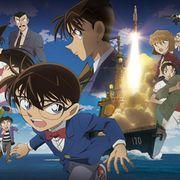 『名探偵コナン』V4!有川浩原作が2作品ベスト5入りの大人気!