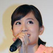 前田敦子、2週連続1位達成に満面の笑み!感謝の舞台あいさつ